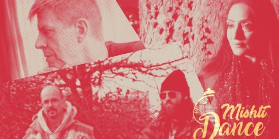 Mishti Dance 4...Najma Akhtar, Hamid Mantu, Salman Gita and Secret Archives of the Vatican - Flyer front