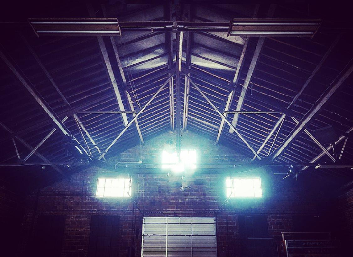 Flash [OFF]: Damian Lazarus - DJ Three - Flyer front