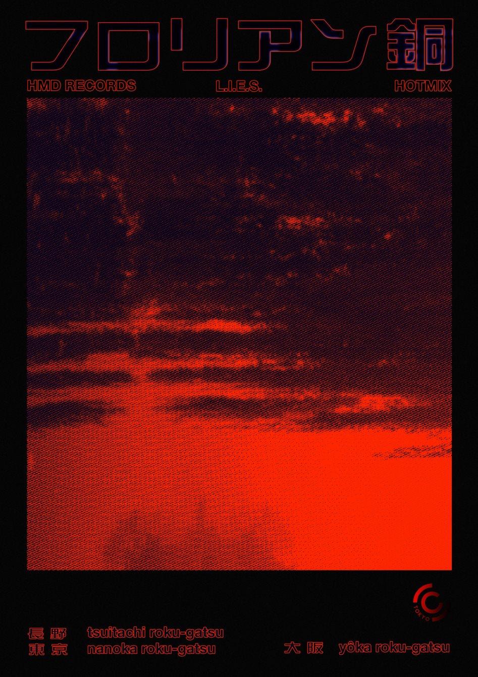 Florian Kupfer × Fede Lng - Flyer back