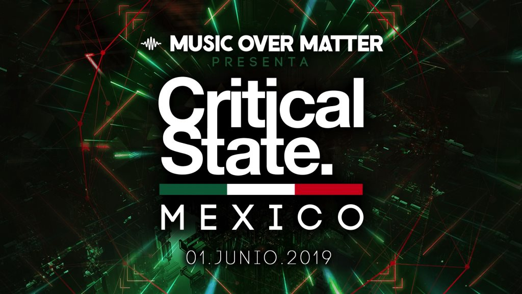 Critical State Mexico 2019 - Flyer front