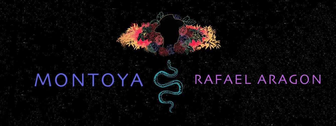 Salgari Records present Montoya e Rafael Aragon - Flyer front