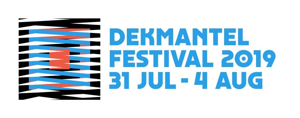 Dekmantel Festival 2019 - Flyer front