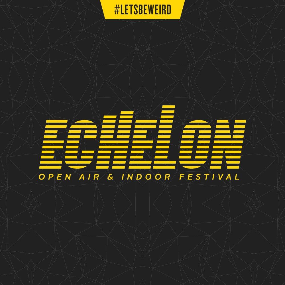 Echelon Open Air 2019 - Flyer front