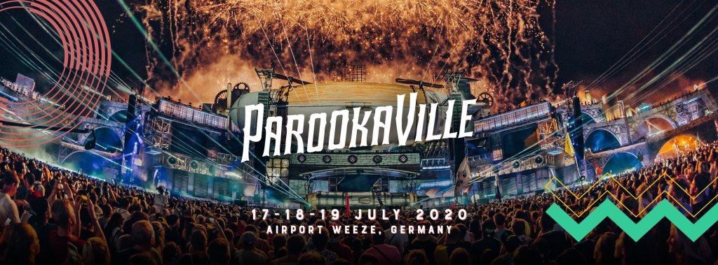 Parookaville Festival - Flyer front