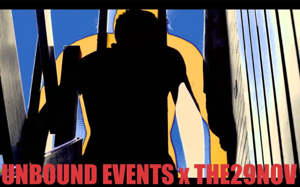Summer Camp: Unbound Events x The29nov - Flyer front