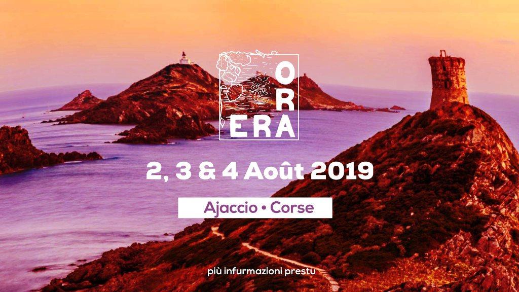 ERA: ORA Festival - Flyer back