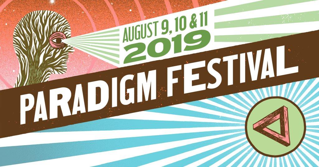 Paradigm Festival 2019 - Flyer front