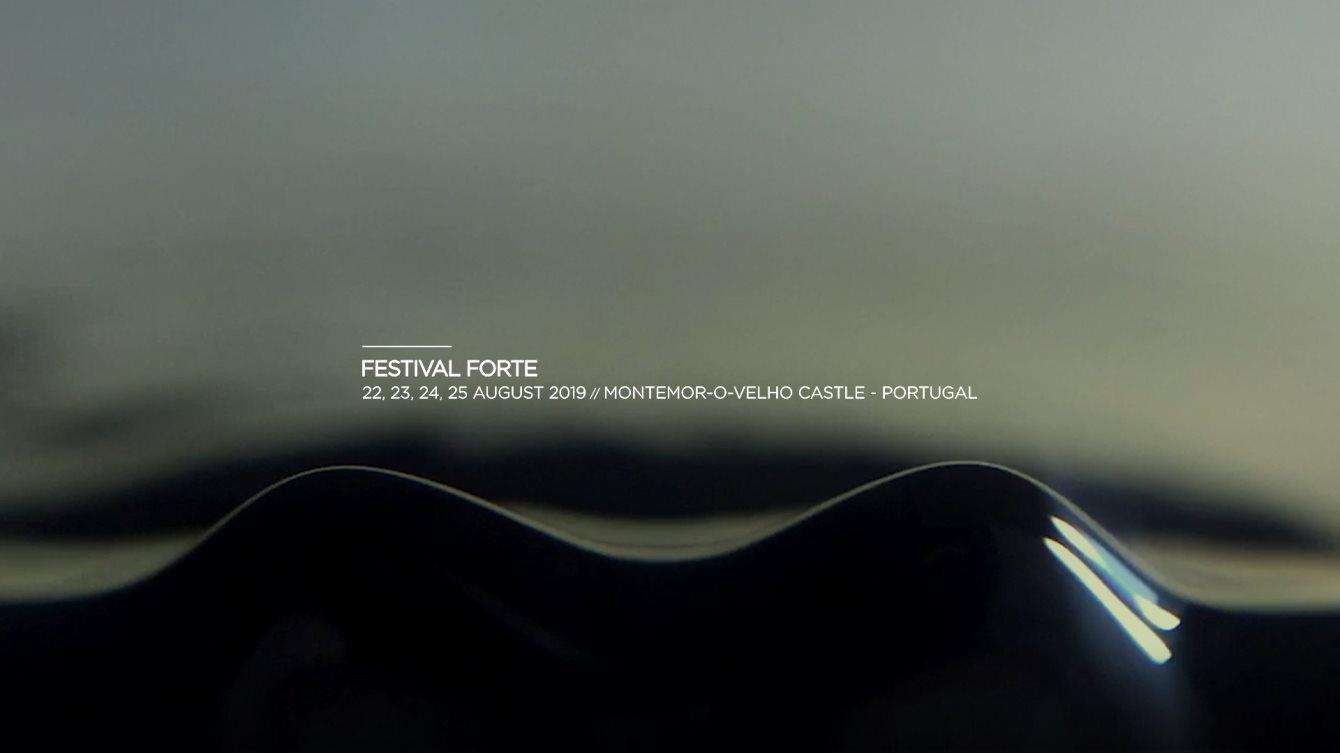 Festival Forte 2019 - Flyer front
