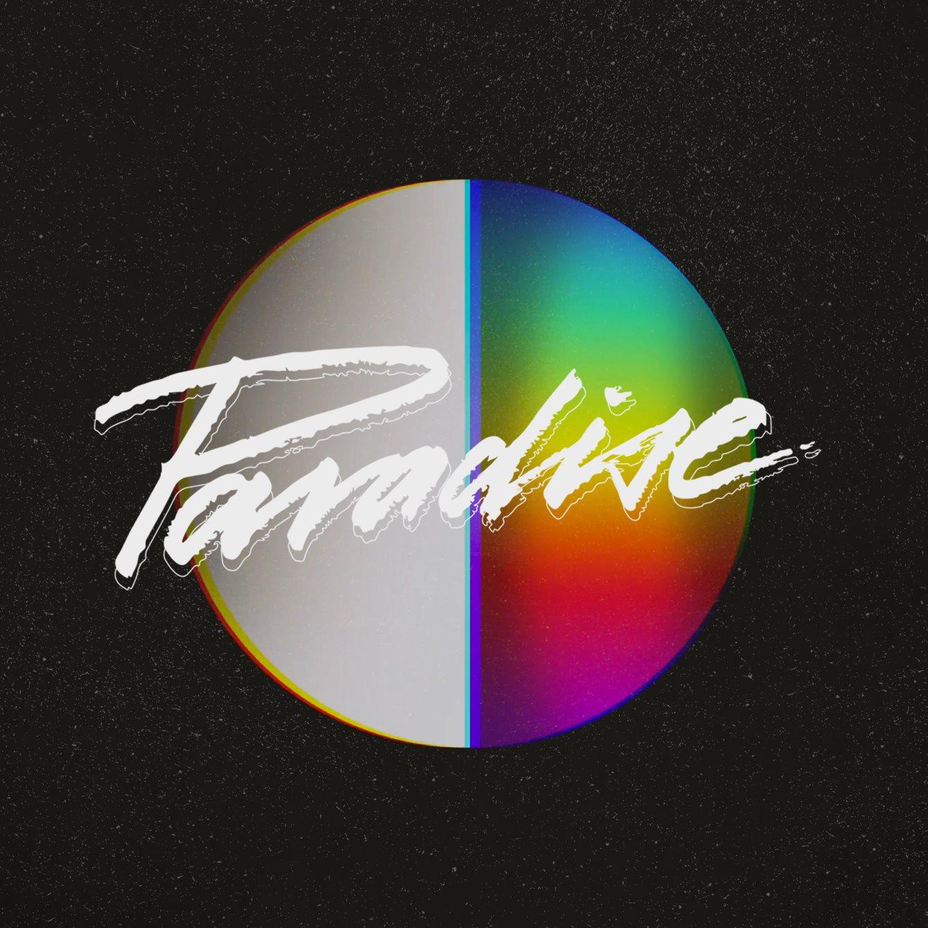 Paradise - Flyer front
