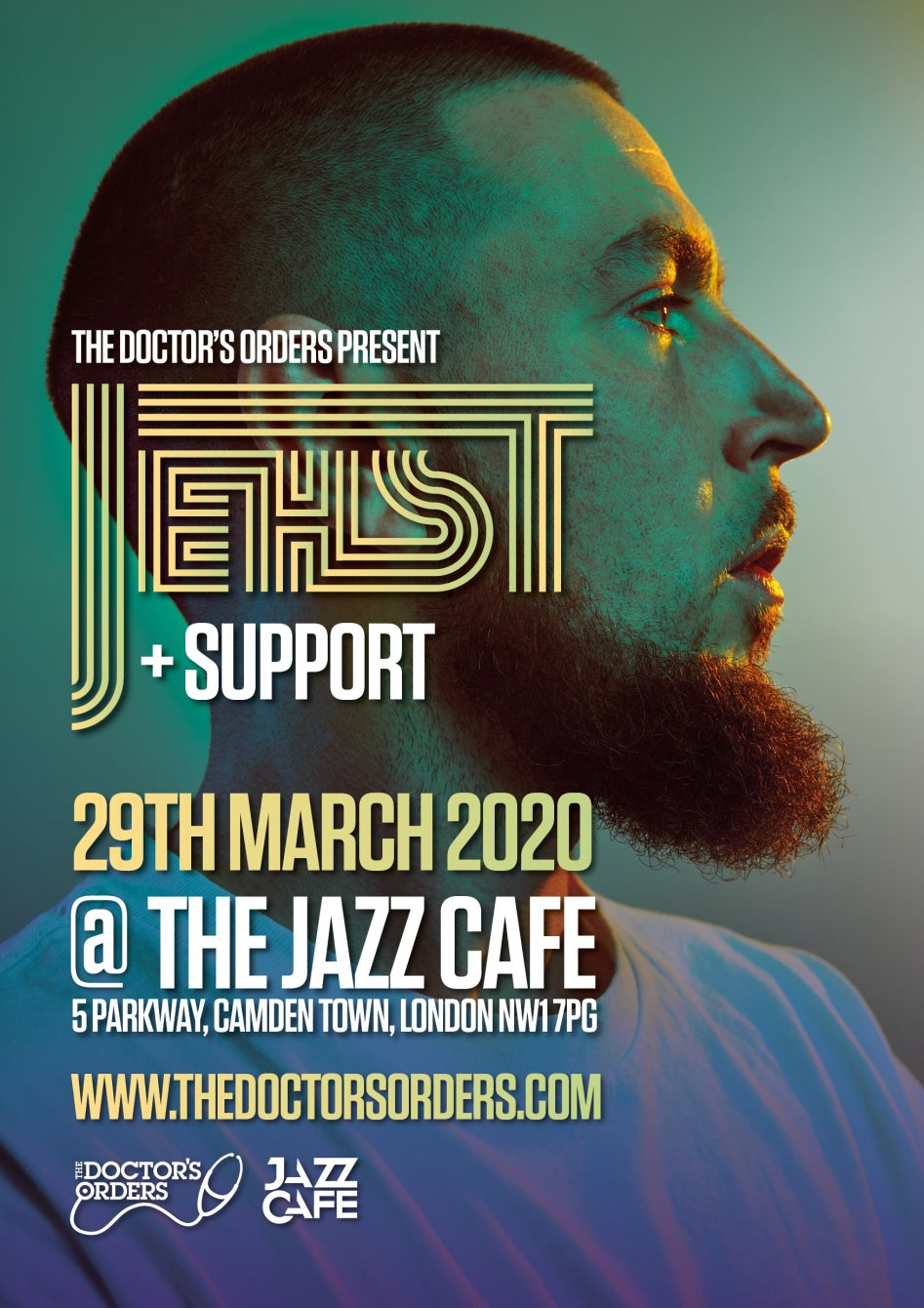 Jehst - Flyer front