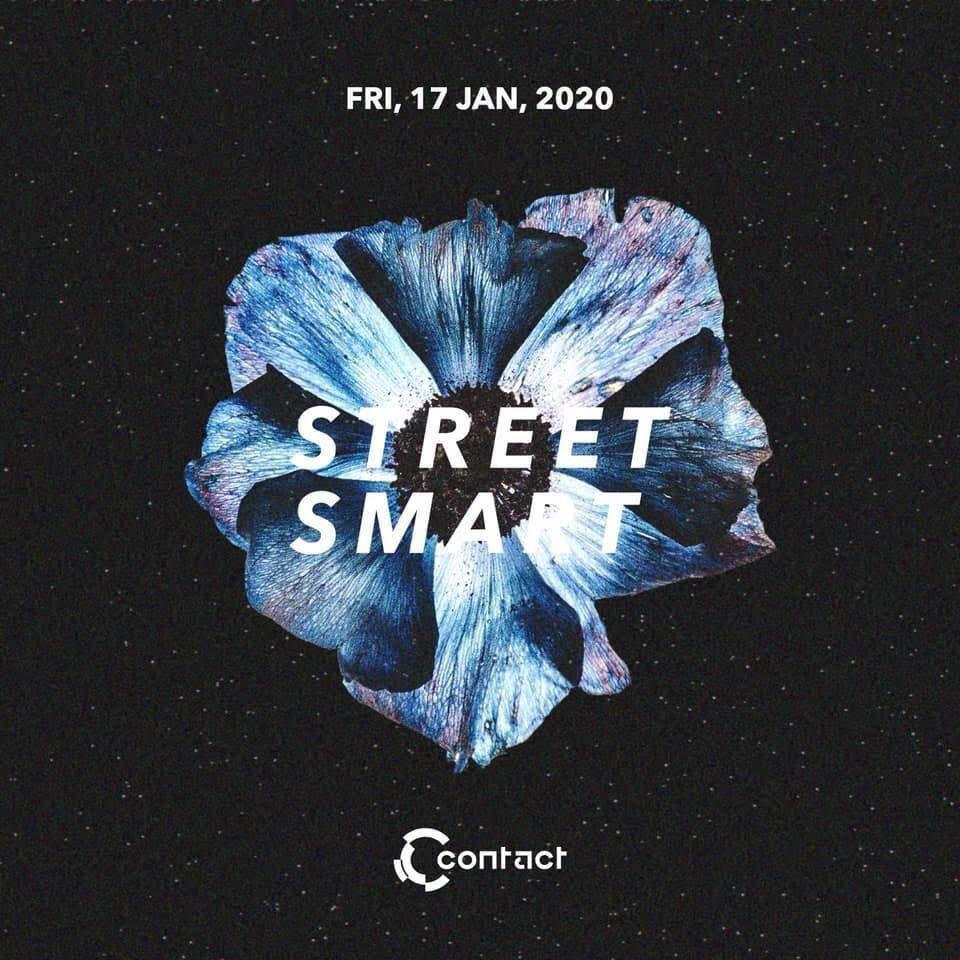 Street Smart - Flyer front