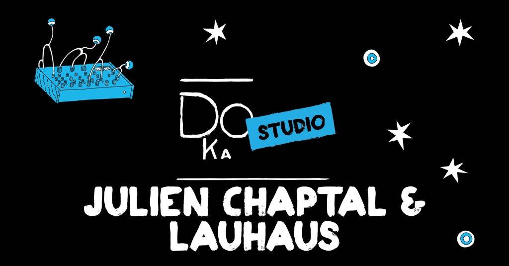 Doka Studio - Julien Chaptal & Lauhaus - Flyer front