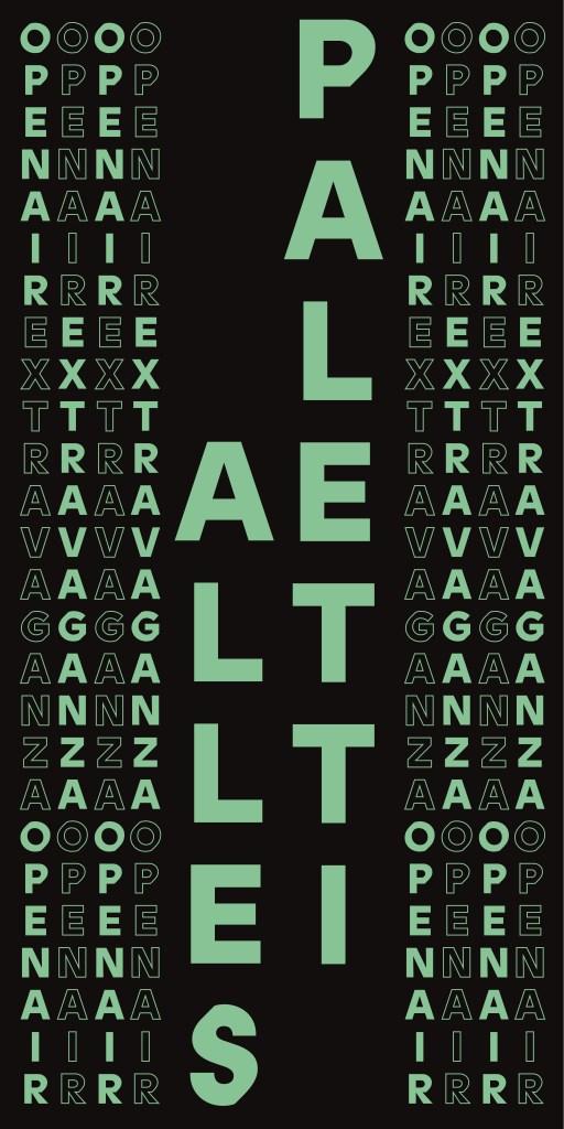 [RESCHEDULED] Alles Paletti Open Air Extravaganza 2 - Flyer front