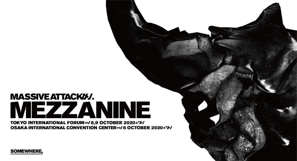 [CANCELLED] MASSIVE ATTACK - Flyer front