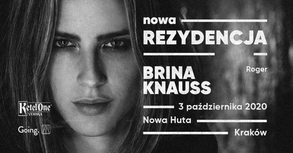 Brina Knauss (Slovenia), Roger, Feeria - Flyer front