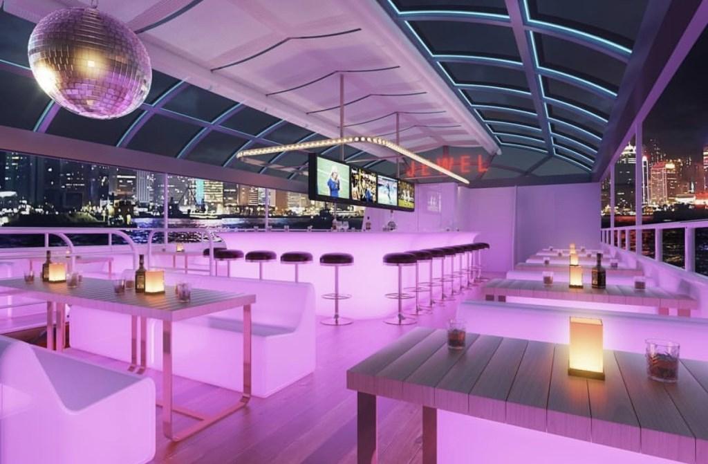 Hip Hop vs Reggae® NYC Midnight Yacht Party Cruise - Flyer back