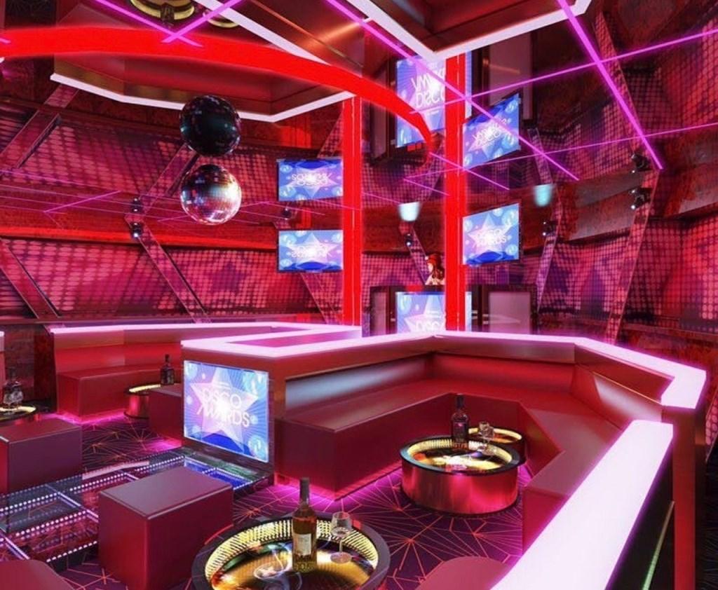 Cristian Arango Midnight Yacht Party Cruise - Flyer back