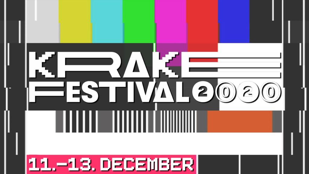 Krake Festival 2020 - 10 Years Anniversary - Flyer front