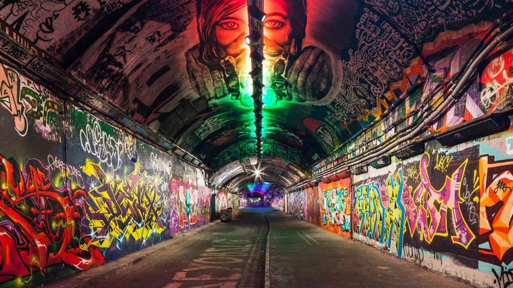LoveJuice Tunnel Vision - Secret Sunday Session - 27th December (No Work Monday) - Flyer back