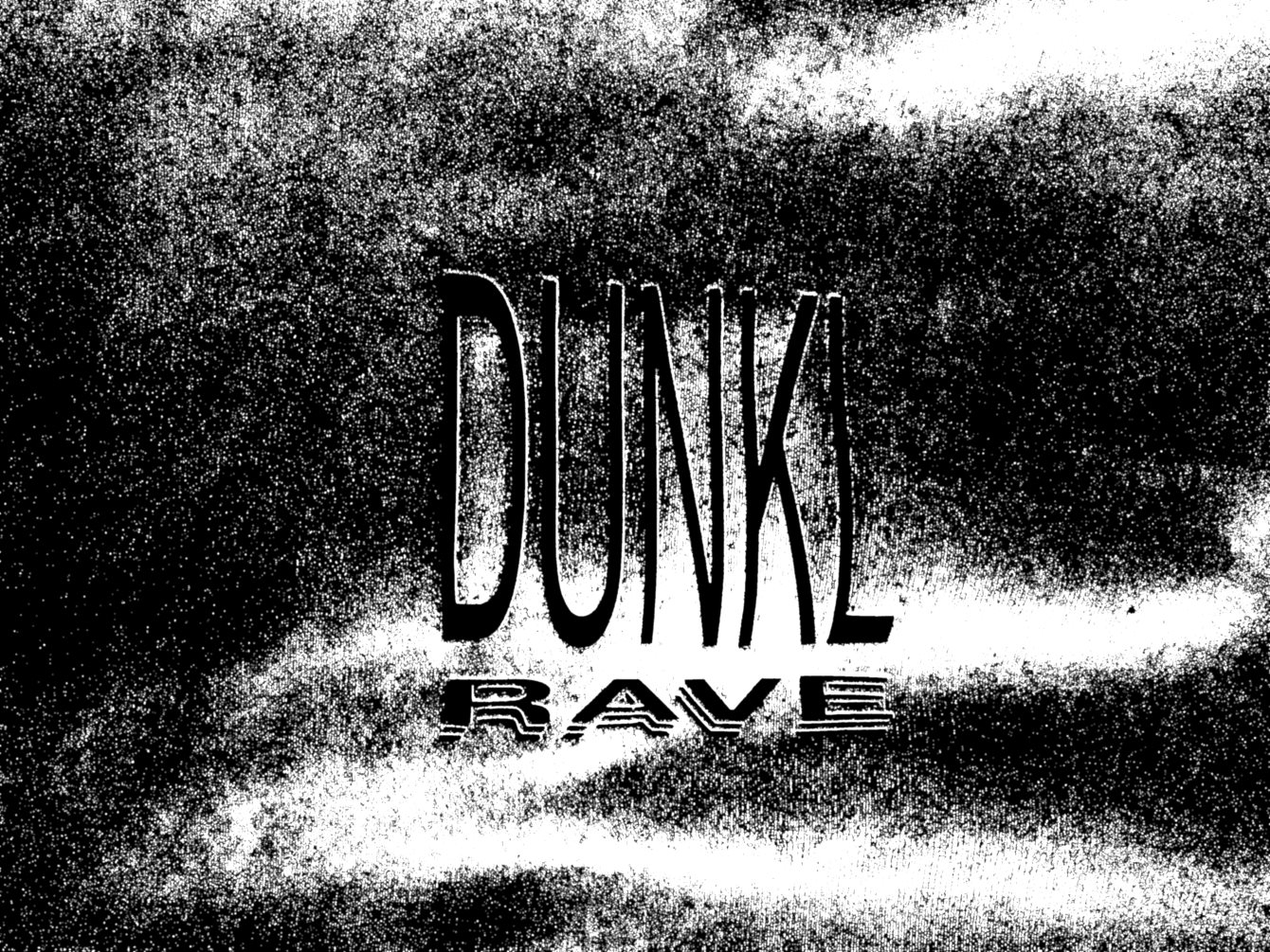 Dunkl with Kaiser, Lifka, Xynia,Casio, Non Reversible, Philip Bader - Flyer front