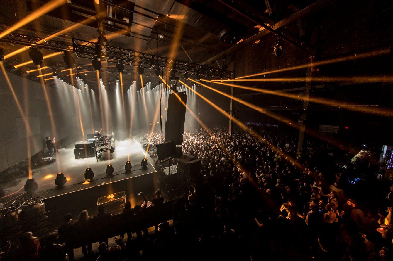 Cityfox Live Festival: Paul Kalkbrenner, Schwarzmann (Frank Wiedemann & Henrik Schwarz) & More - Flyer back