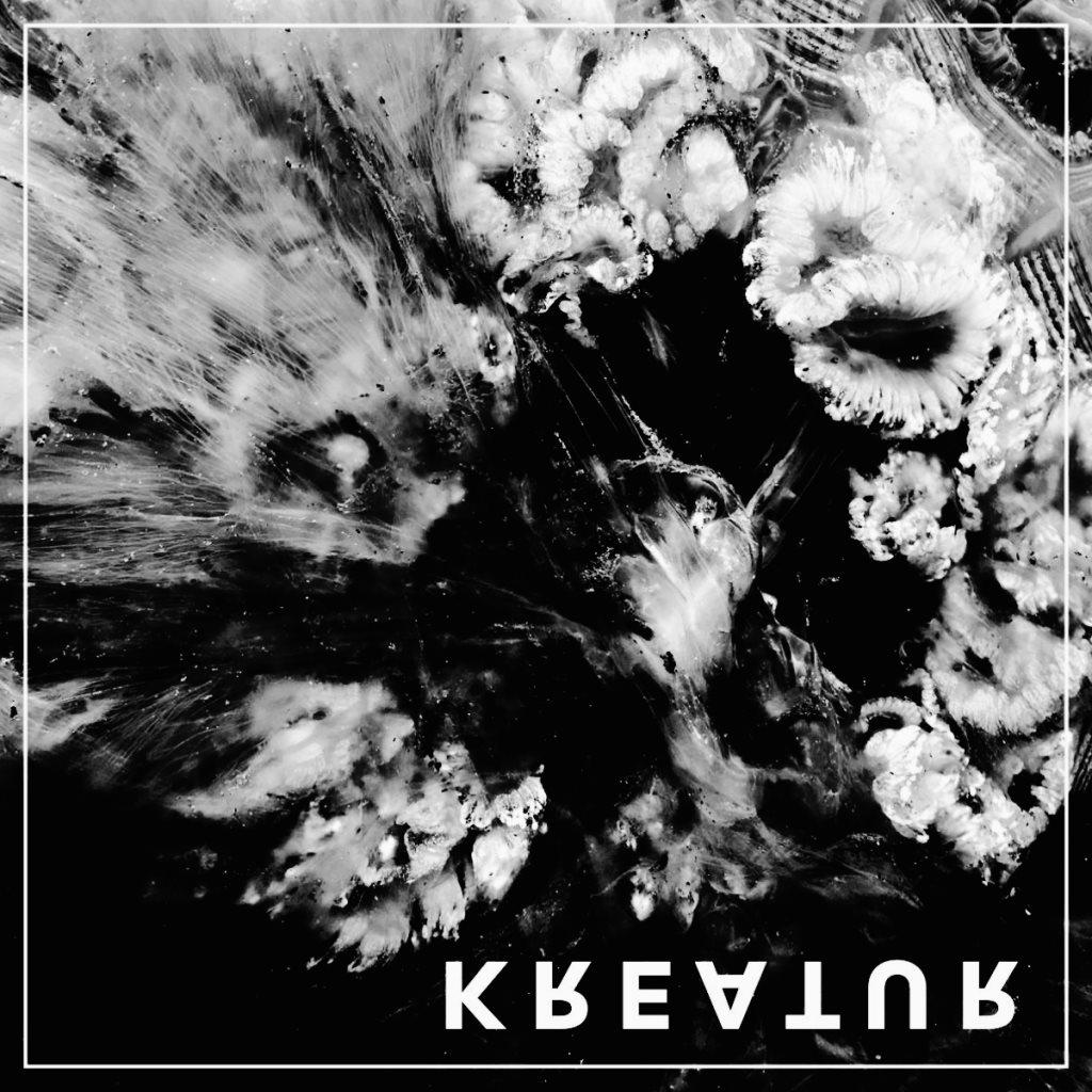 Kreatur with Non Reversible, Anton Johnsen, Tilman Riddelt Live - Flyer front
