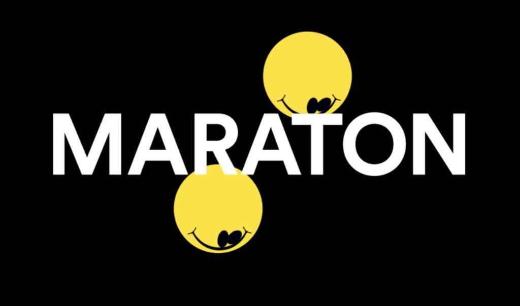 Maraton—dans: Mrt003 Release Celebration - Flyer front