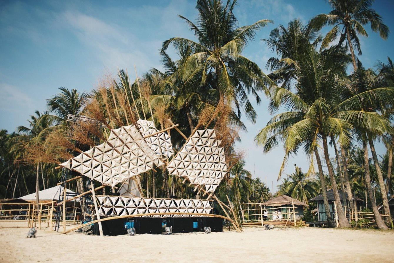 Thaibreak Festival 2020 - Flyer front