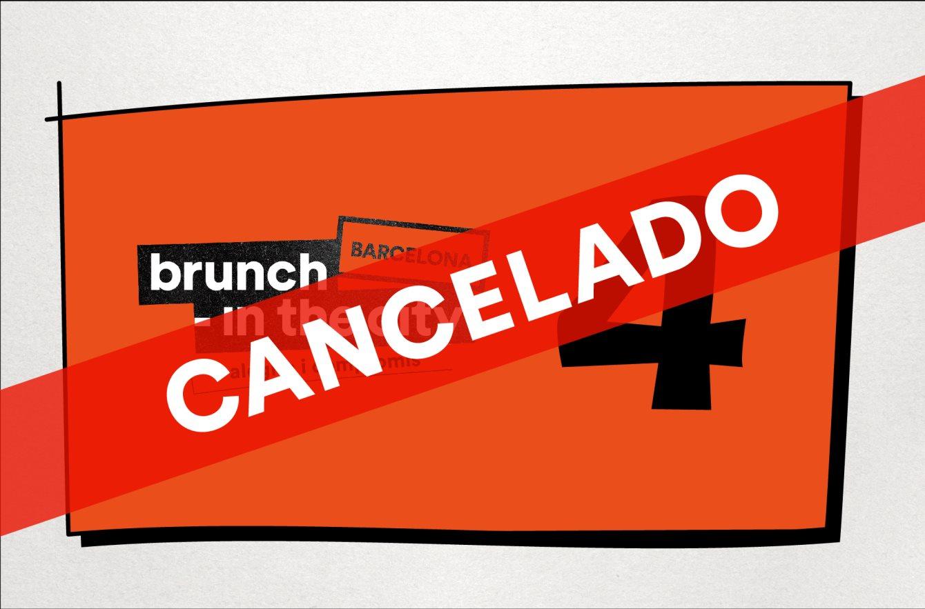 ***Cancelado*** Brunch -In the City #4: Denis Sulta + Krystal Klear + Jen Cruz b2b Lee Jo Life - Flyer front