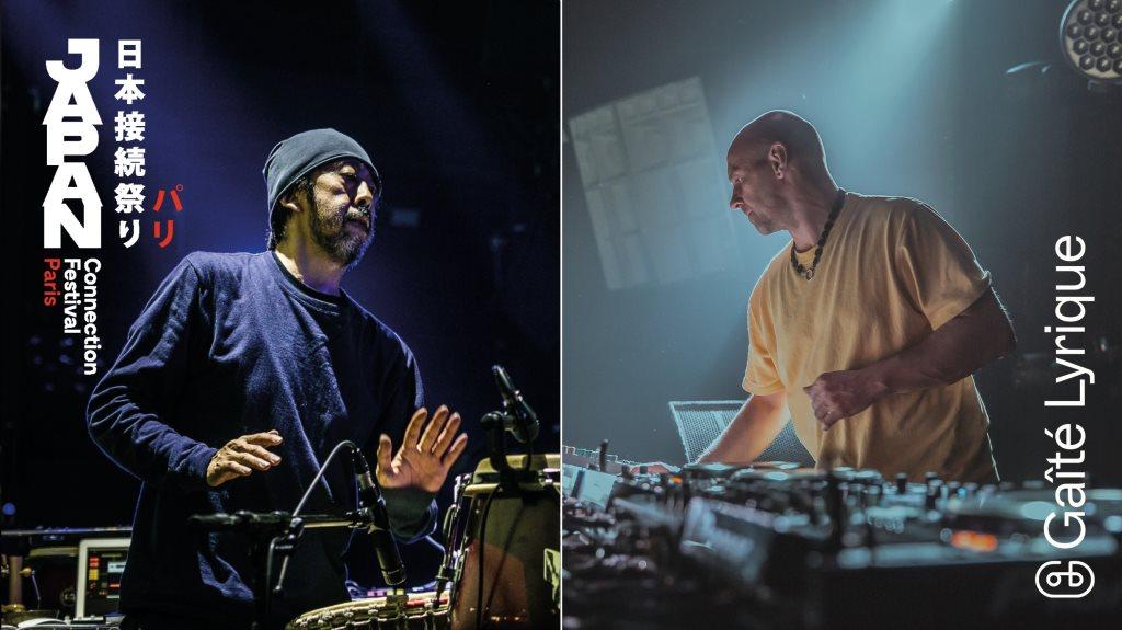 [CANCELLED] Henrik Schwarz & Kuniyuki Takahashi en Live à Paris - Flyer front
