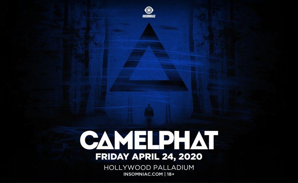 CamelPhat - Flyer front