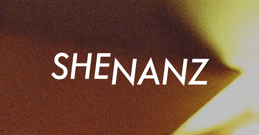 Shenanz X No Shade [Cancelled] - Flyer front