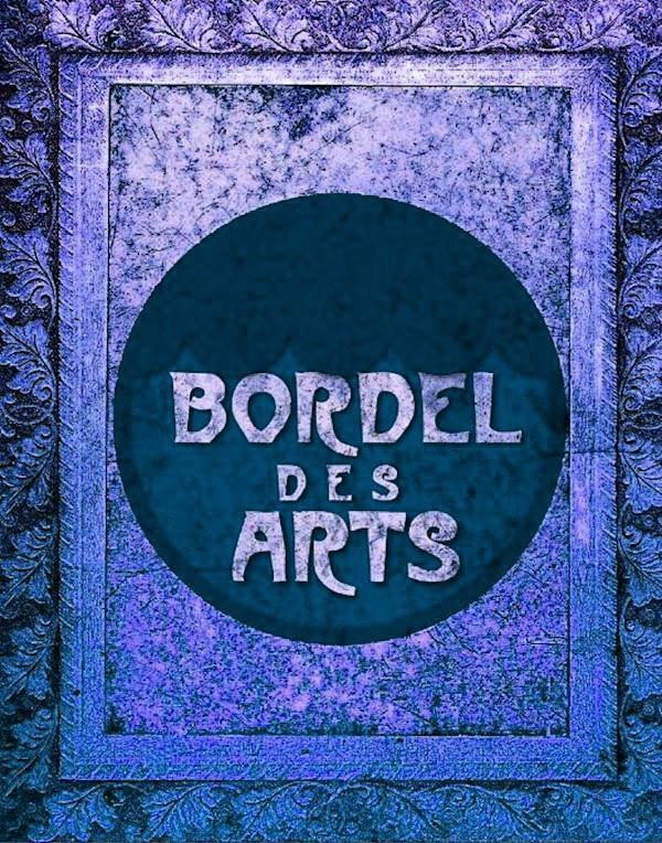 Bordel Des Arts - 26h - Flyer front