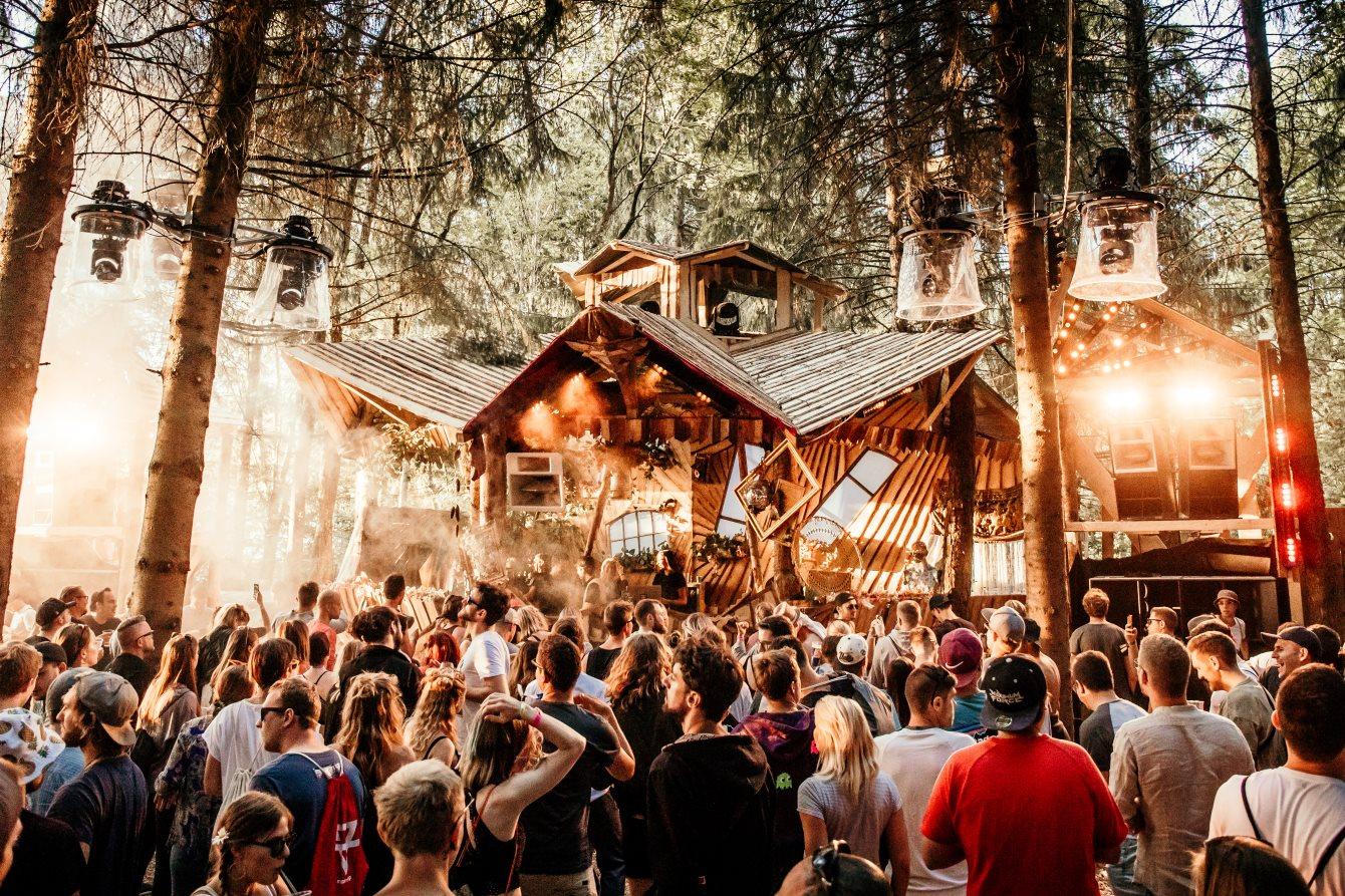 Ikarus Festival 2020 - Flyer back