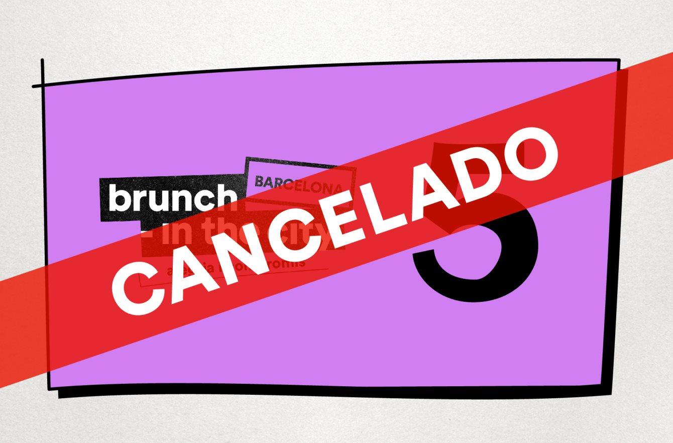 ***Cancelado***Brunch -In the City #5: Luciano + Heidi + Kosmos & Ginebra - Flyer front