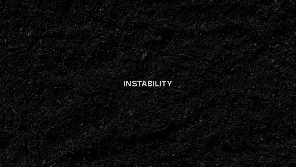 FIBER Festival 2020: Instability - Flyer front
