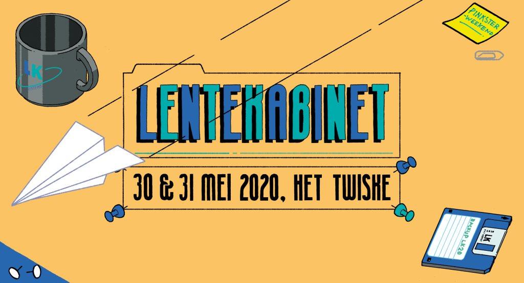 Lente Kabinet 2020 - Flyer front