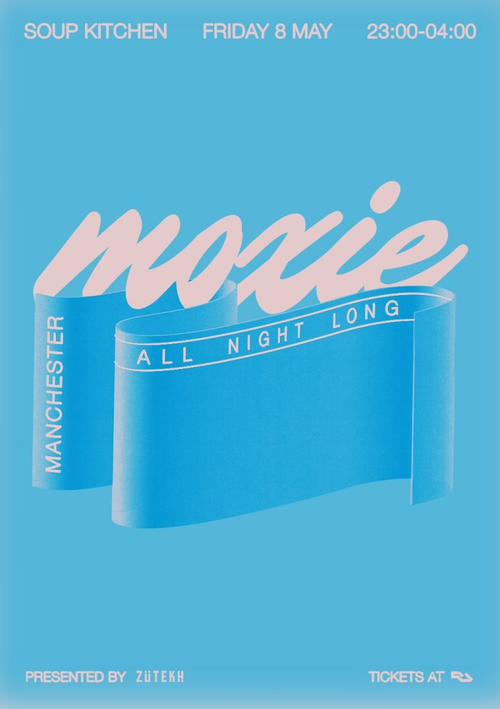 [CANCELLED] Moxie - All Night Long - Flyer front