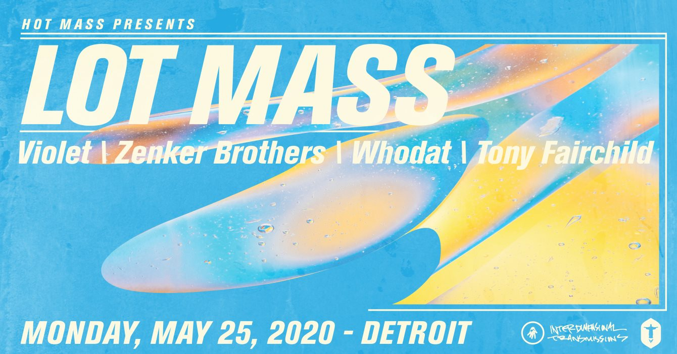 [CANCELLED] Lot Mass - Flyer front