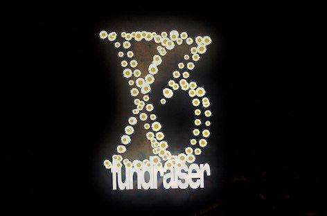 X3 Fundraiser For Black Lives - Flyer front