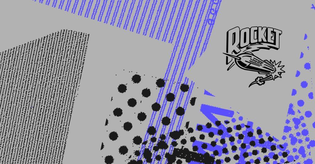 [CANCELLED] Rocket Recordings with Sex Swing/ Gnod/ Steve Davis & Kavus Torabi - Flyer front