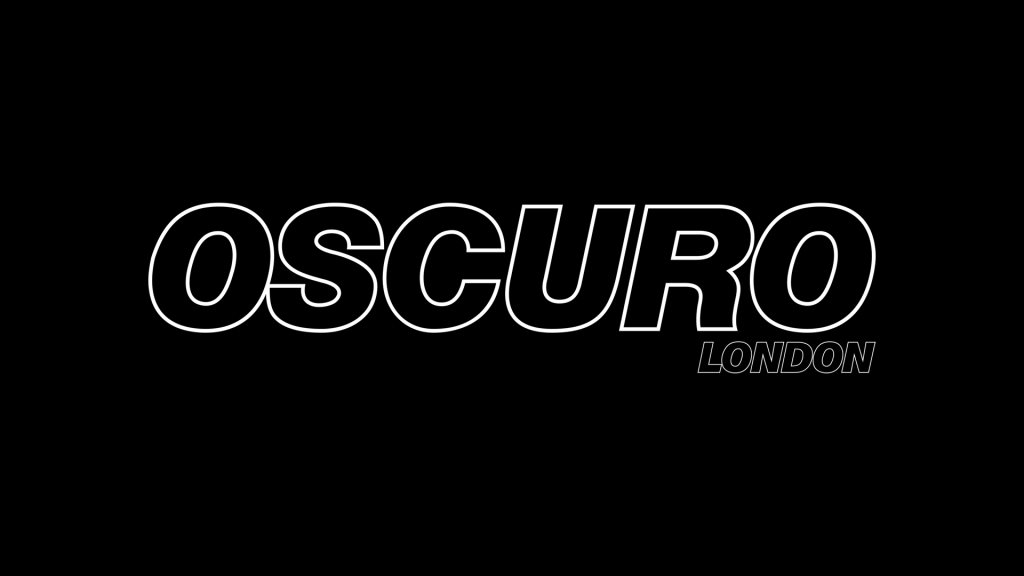 OSCURO Summer Series 002 x Hardworksoftdrink with Alec Falconer, Cedric, Felix & Max - Flyer front