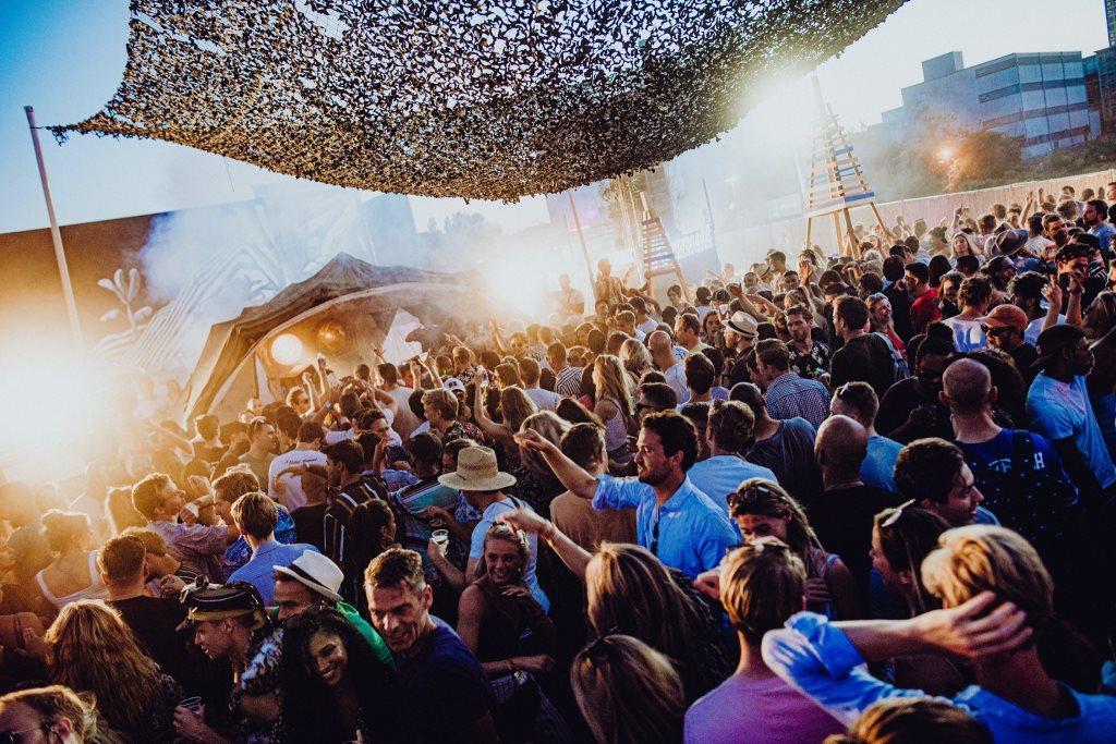 Confetti Fest - Flyer front