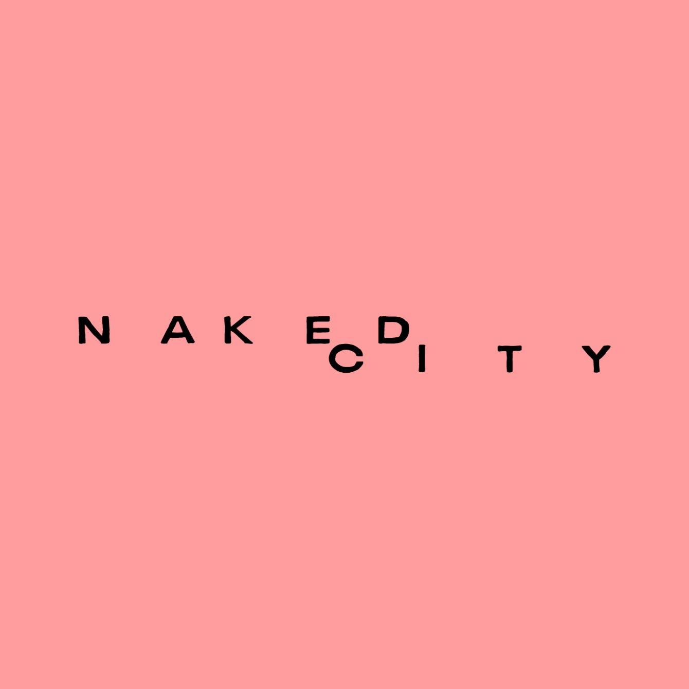 Naked City - Flyer back