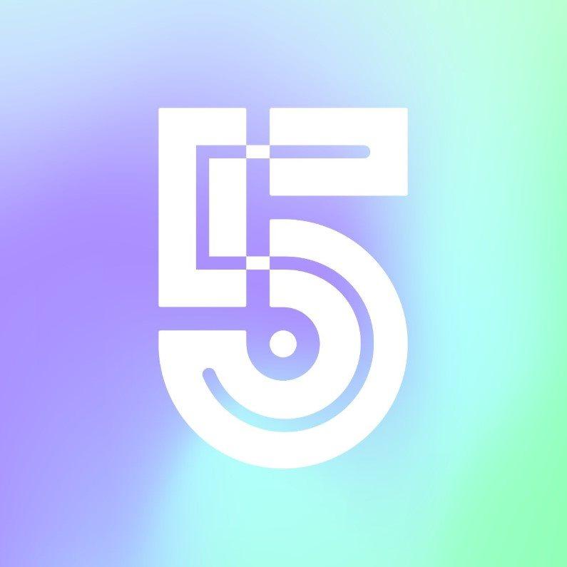 Five Music presents Five Radio: Episode 12 - Flyer front