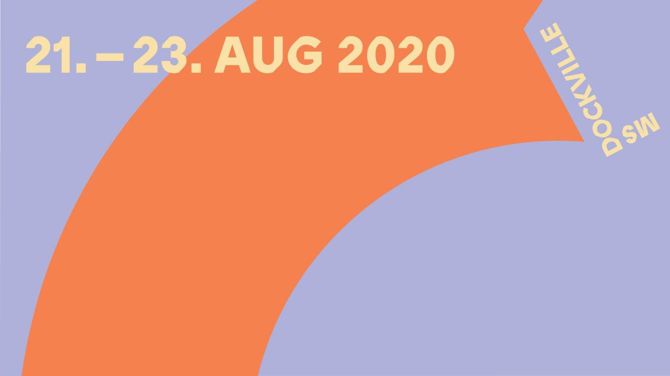 MS Dockville 2020 - Flyer front