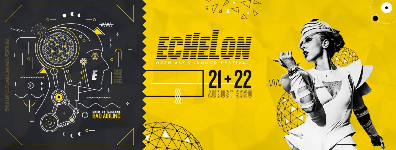 Echelon Open Air 2020 - Flyer back