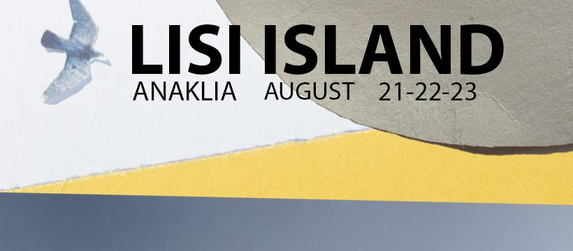 Lisi Island - Flyer front