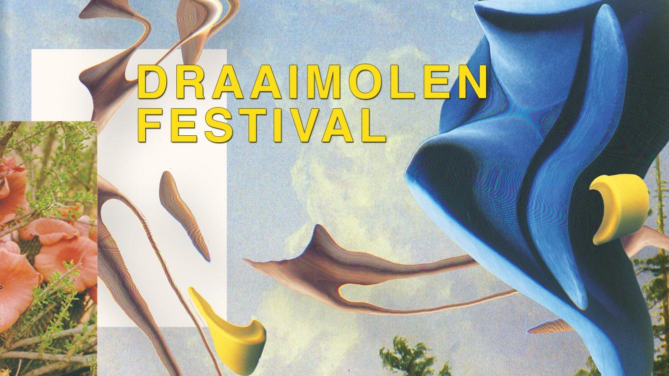 [CANCELLED] Draaimolen Festival 2020 - Flyer front