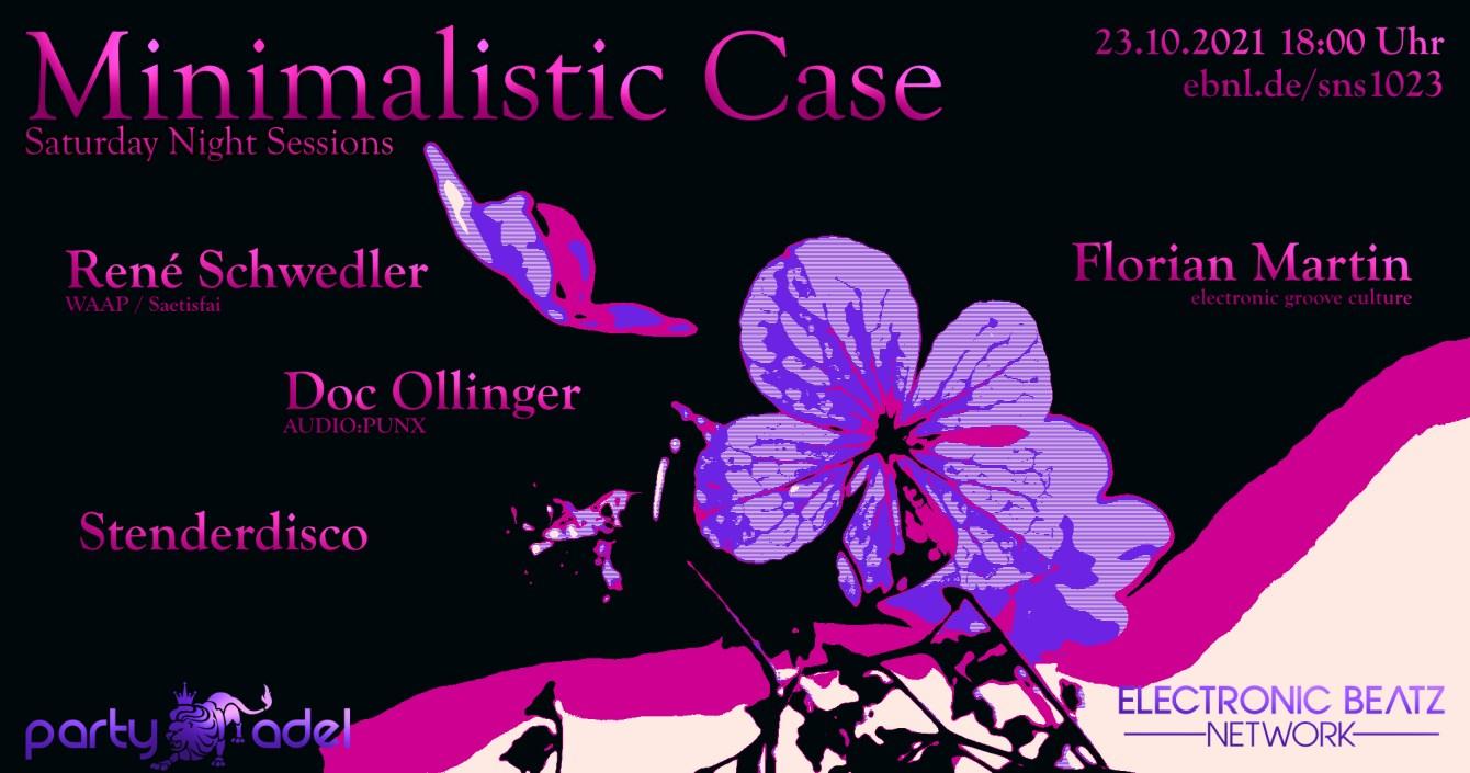Minimalistic Case - Flyer front